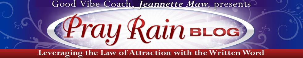 Pray Rain Blog